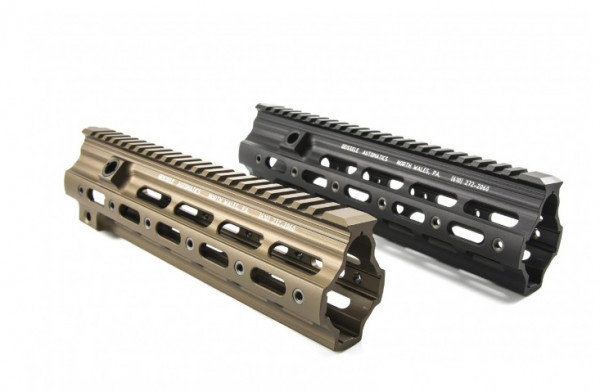 Geissele Super Super Modular Rail / Vorderschaft MR223 HK416