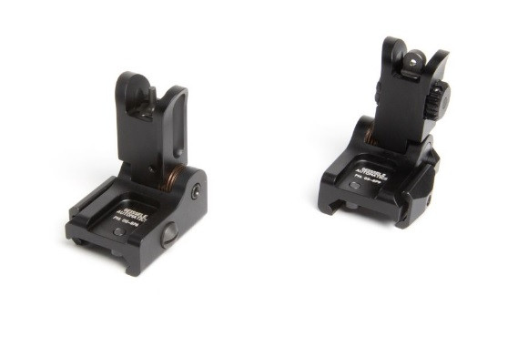 Geissele Flip Up Visierung / Back Up Sights